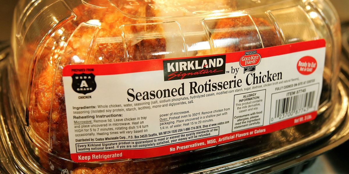 Is Costco Chicken Healthy The Truth Behind Rotisserie Chicken