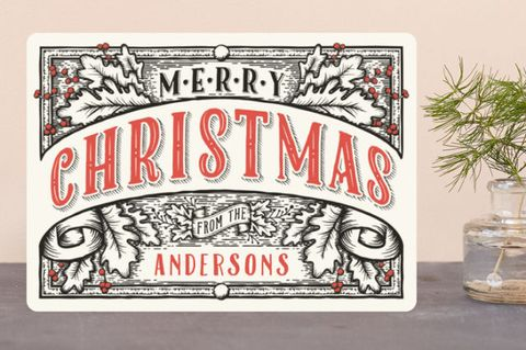 vintage christmas card design - Vintage Christmas Pictures