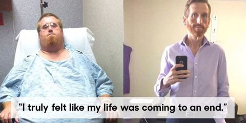 Florida Dad Shows Off Incredible New Body After Losing Over 350 Lbs in 2 Years