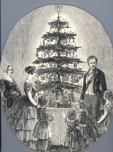 History Of the Christmas Tree - Where Did the Christmas Tree Tradition Come From?