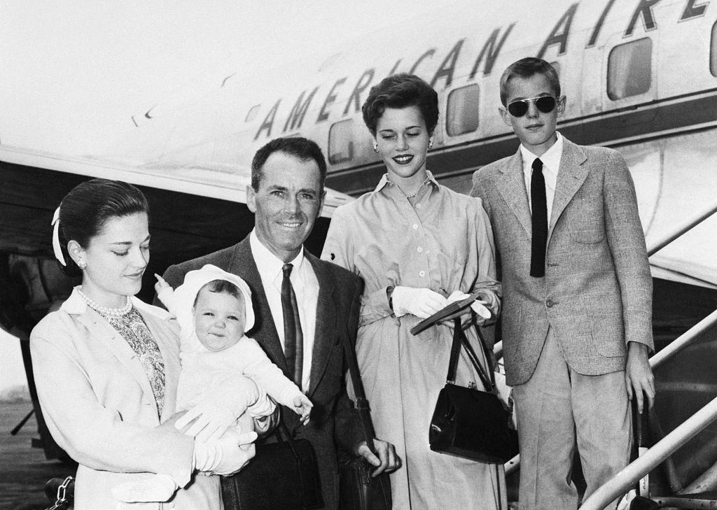 Image result for Peter Fonda family