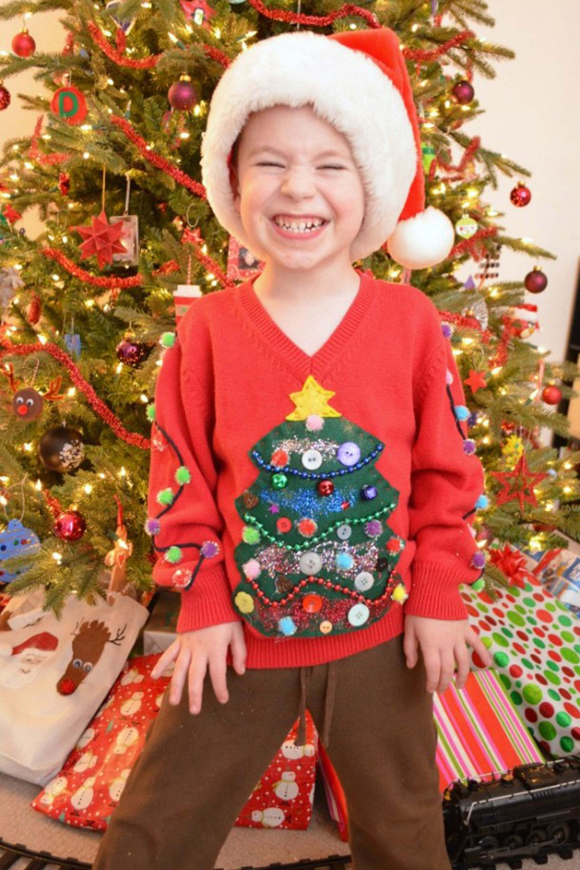 Best DIY Ugly Christmas Sweater Ideas - Ugly Christmas Sweater DIYs