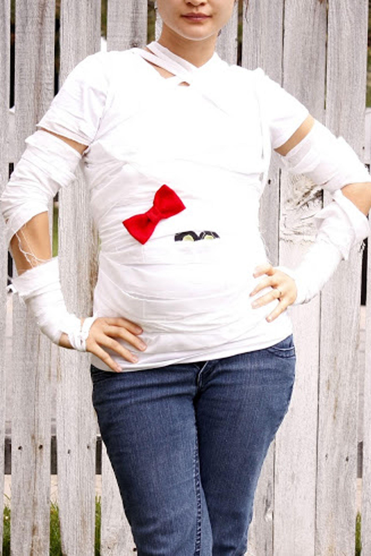 Pregnant Mummy Costume