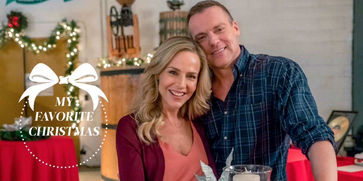 Hallmark Star Julie Benz in Christmas Homecoming - Christmas for ...