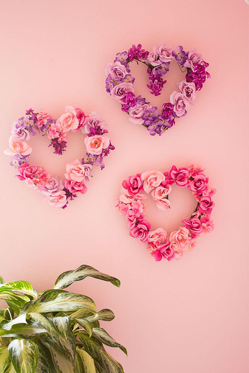 Diese Valentinstag Deko Ideen Lassen Herzen Hoher Schlagen