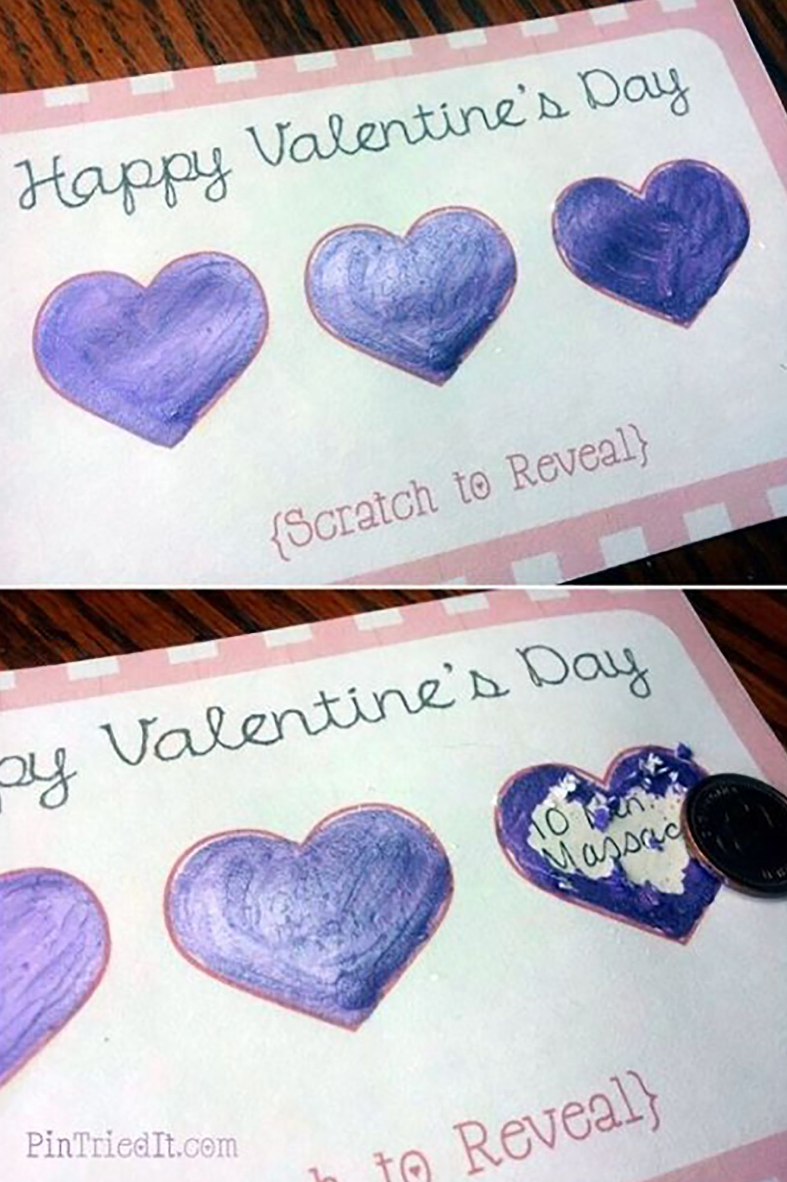 26 DIY Valentine\'s Day Cards - Homemade Valentines - Country Living