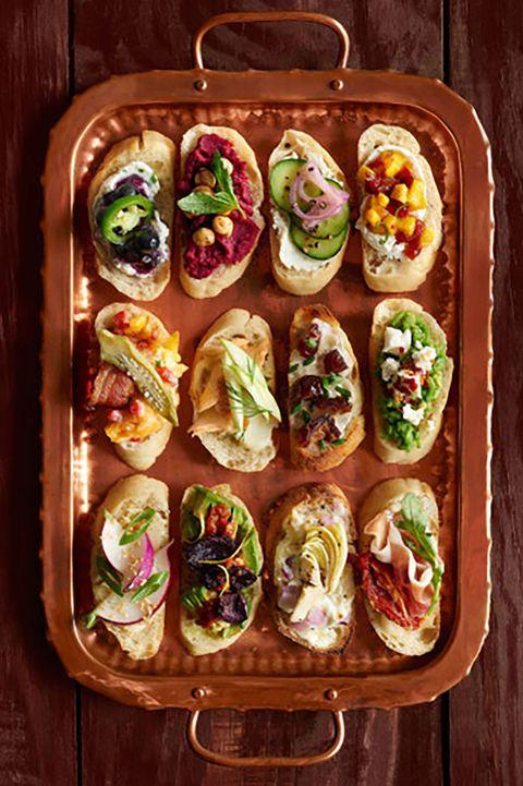 crostini platter recipe