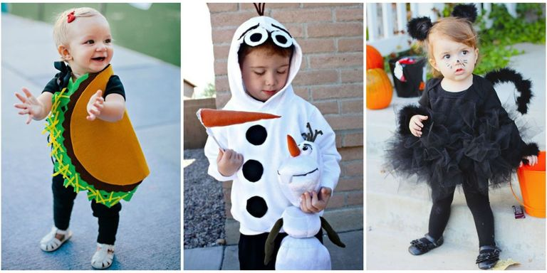 13 Toddler Halloween Costume Ideas - Best Halloween Costumes For Kids