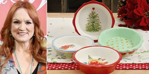 if you havent yet fallen in love with the pioneer womans adorable country inspired glassware line at walmart get ready to want every piece from her new - Pioneer Woman Christmas