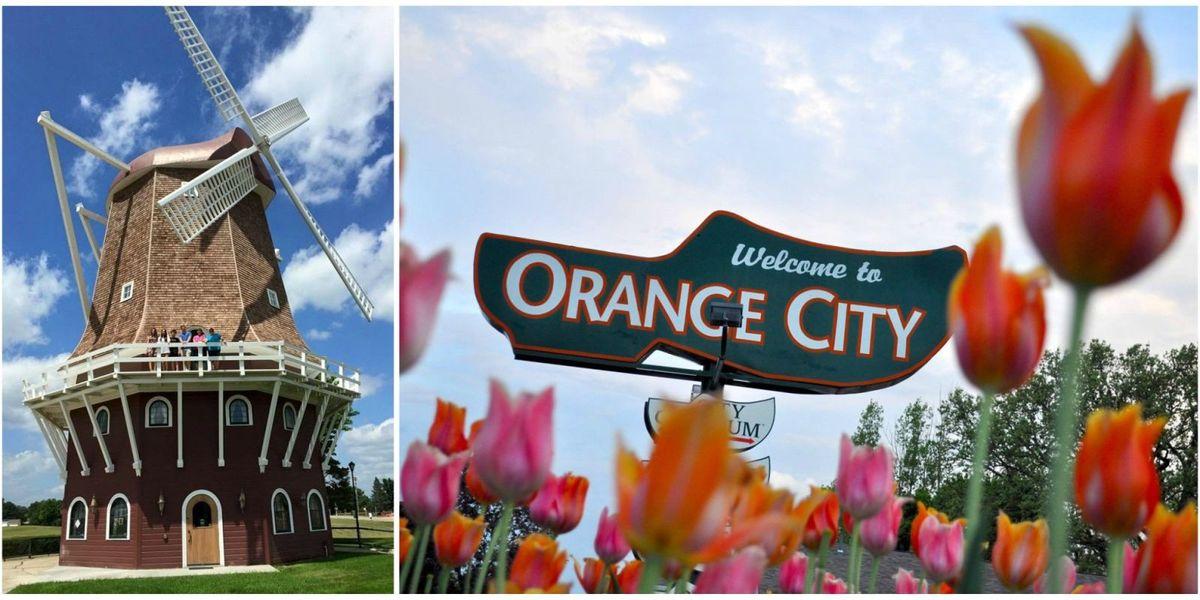 Is Orange City Iowa America S Happiest Small Town