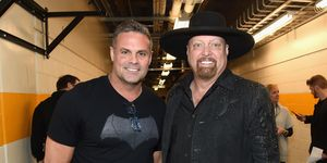 Troy Gentry and Eddie Montgomery