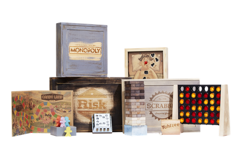 Product, Box, Wooden block, Games,