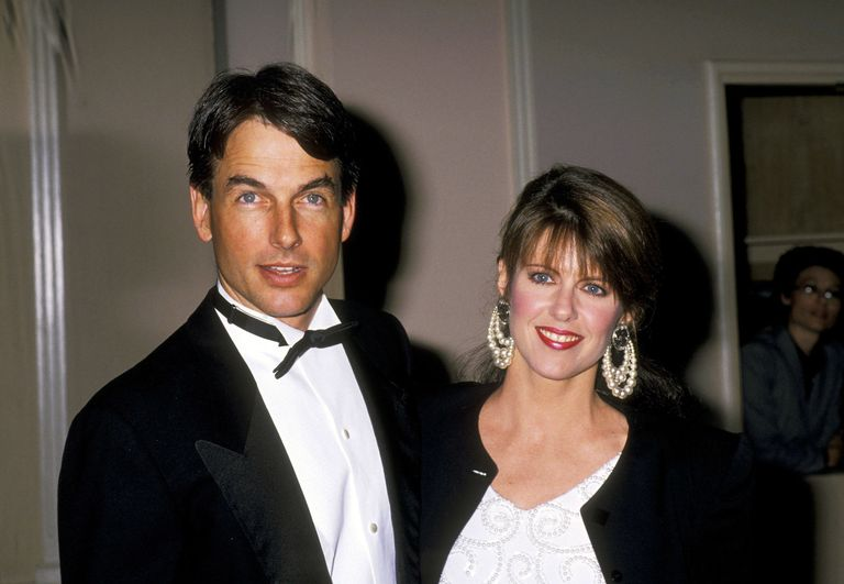 Image result for Mark Harmon and Pam Dawber