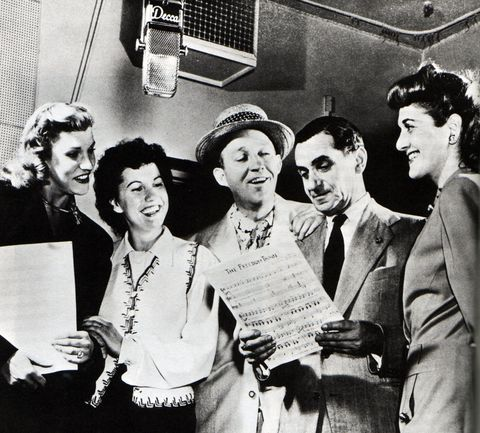 bing crosby irving berlin patty andrews - Who Wrote The Song White Christmas