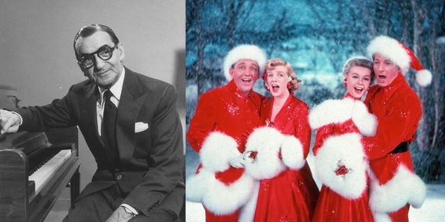 Irving Berlins White Christmas 2021 Story Behind White Christmas White Christmas Lyrics Meaning