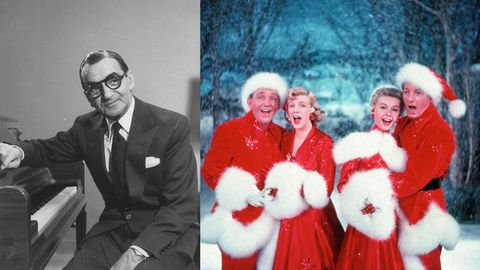story behind white christmas white christmas lyrics meaning