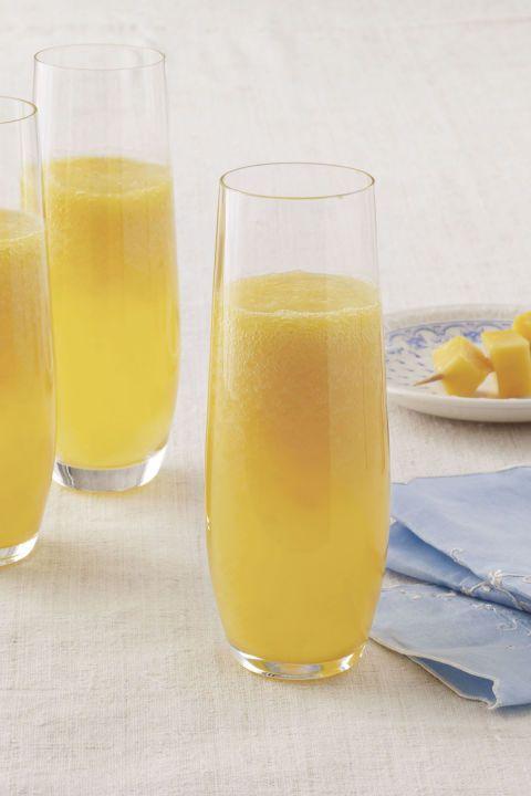 mango mimosa recipe