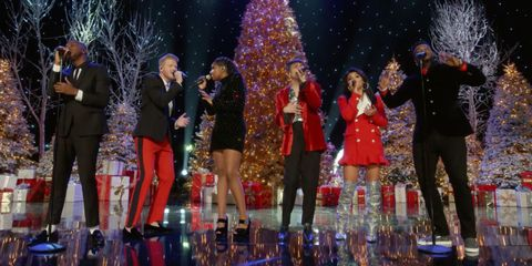 Pentatonix Christmas Deluxe.Mark Your Calendars A Very Pentatonix Christmas Airs