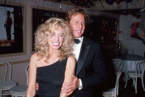 ebe499b1b395f Farrah Fawcett and Ryan O'Neal's Relationship Was As Real As It Gets