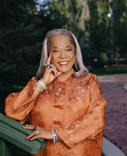 """Della Reese in """"Touched By An Angel"""""""