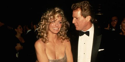 Farrah Fawcett and Ryan O'Neal's Love Story Was Anything But a Fairytale