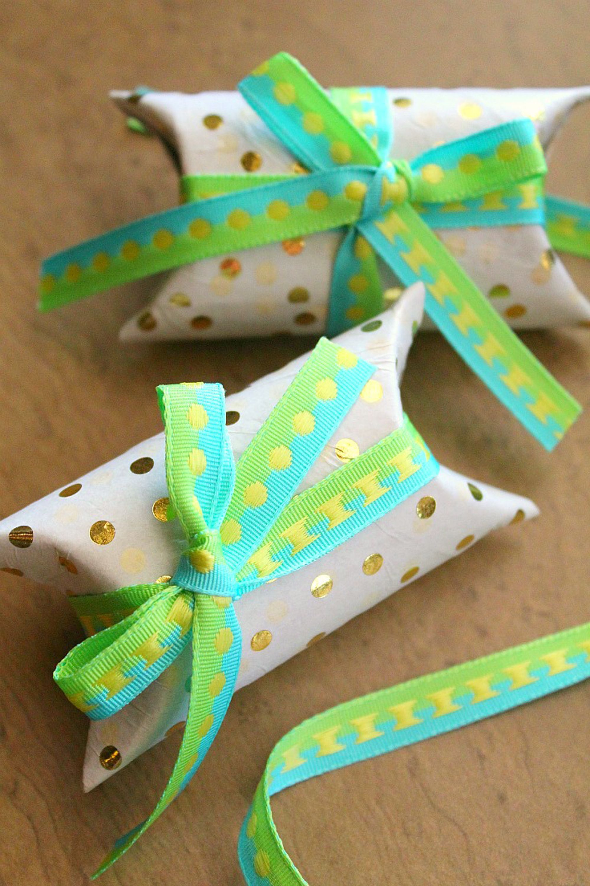 gift boxes toilet paper roll crafts