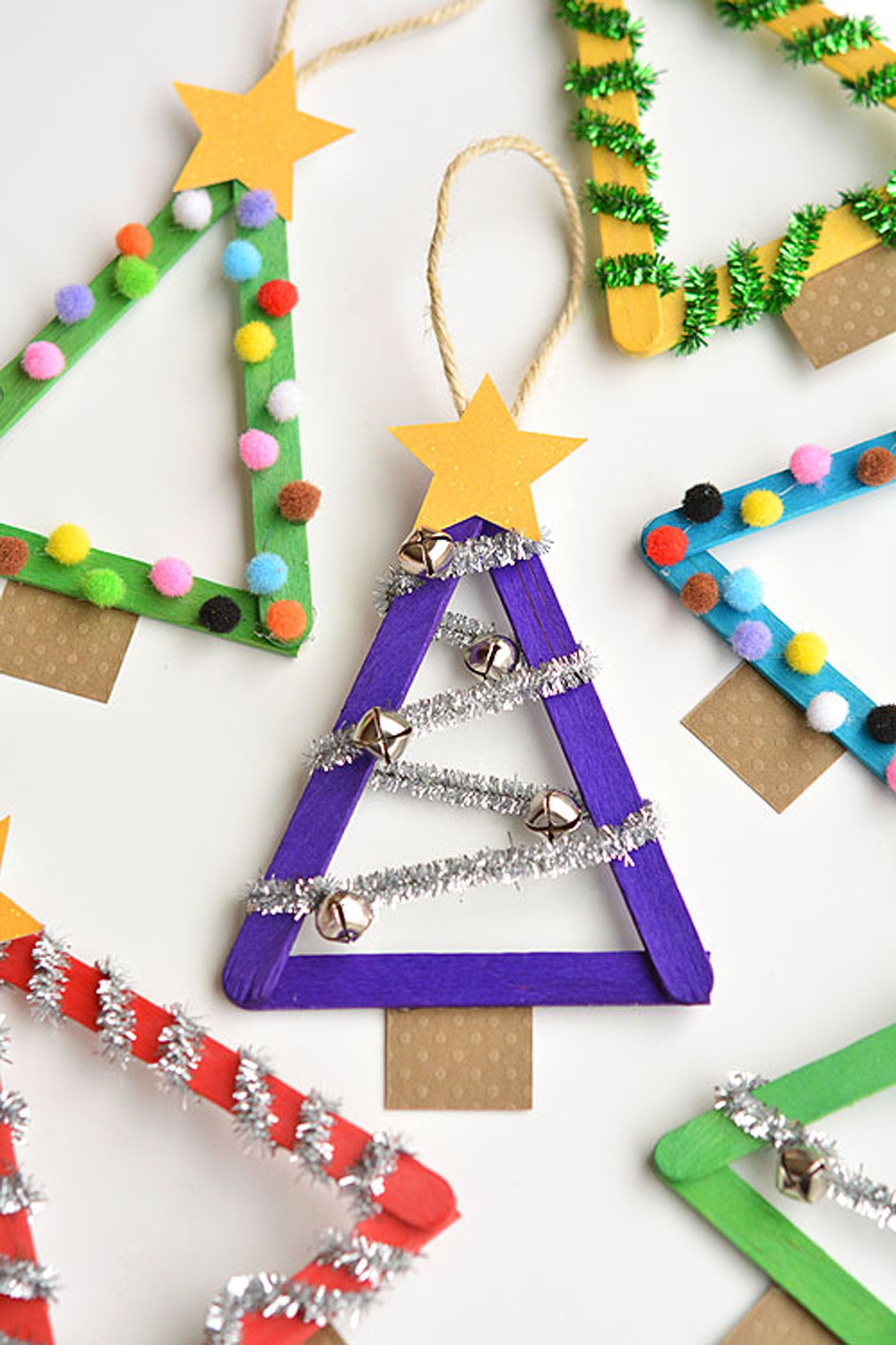 25 Best Christmas Crafts For Kids to Make Ideas for