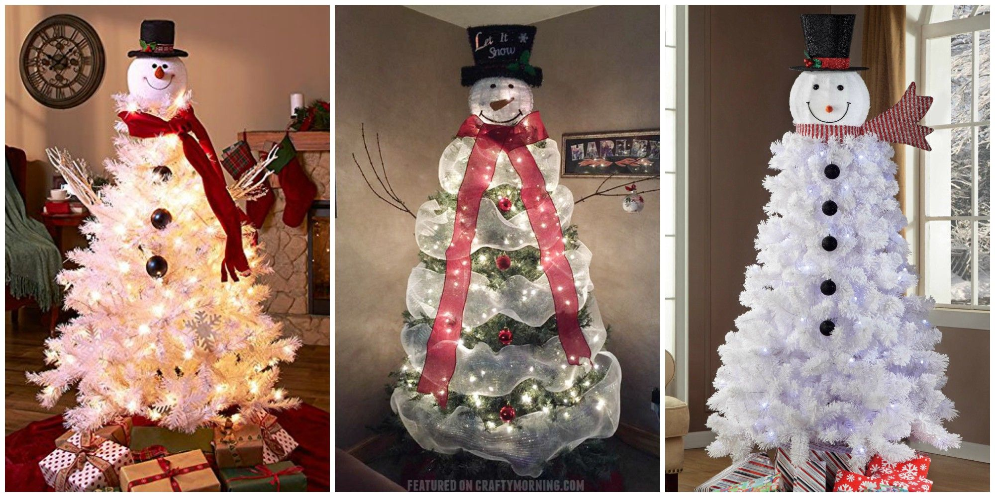 a to diy tutorial snowman tree buy crafts decorations christmas where decor
