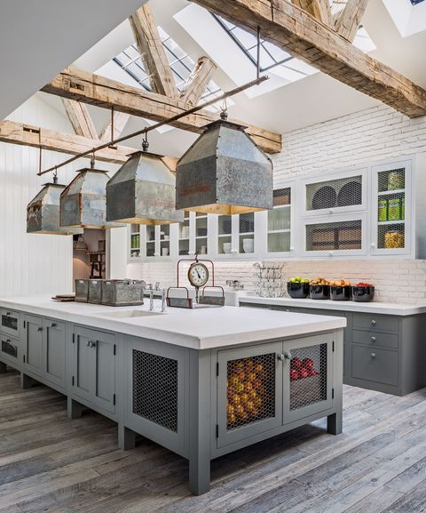 Inside Diane Keaton\'s Rustic House - Diane Keaton The House That ...