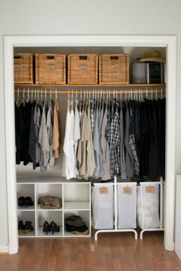 14 Best Closet Organization Ideas - How To Organize Your ...