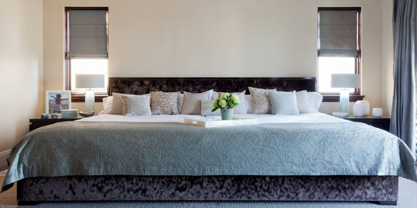 This Massive 12-Foot Wide Bed Is Here to Save Your Marriage