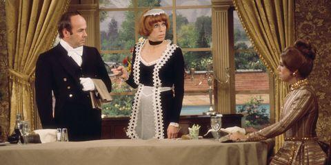 Event, Dress, Room, Formal wear, Suit, Interior design, Victorian fashion,