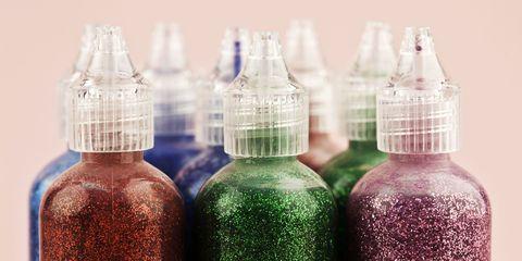 craft glitter paint
