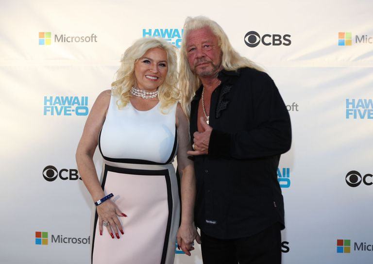 Beth Chapman Of Dog The Bounty Hunter Shows Surgical