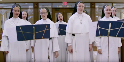 the dominican sisters of mary