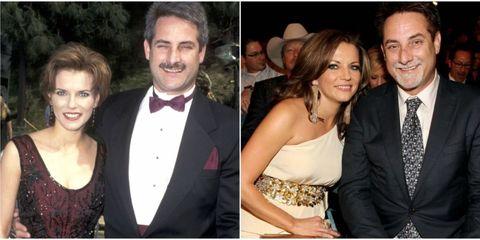 Martina McBride's husband John