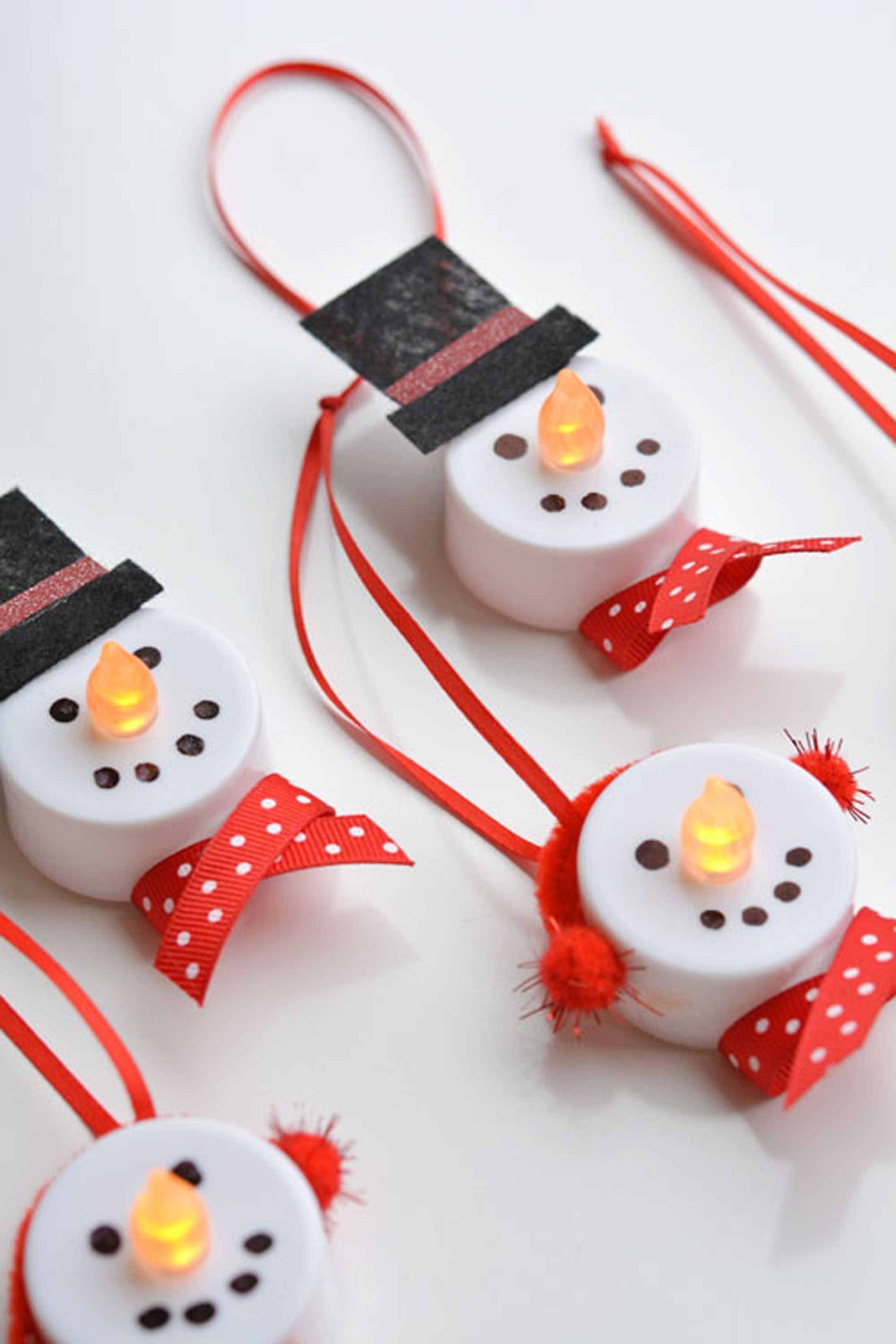 12 Easy Christmas Crafts For Kids To Make Ideas For Christmas