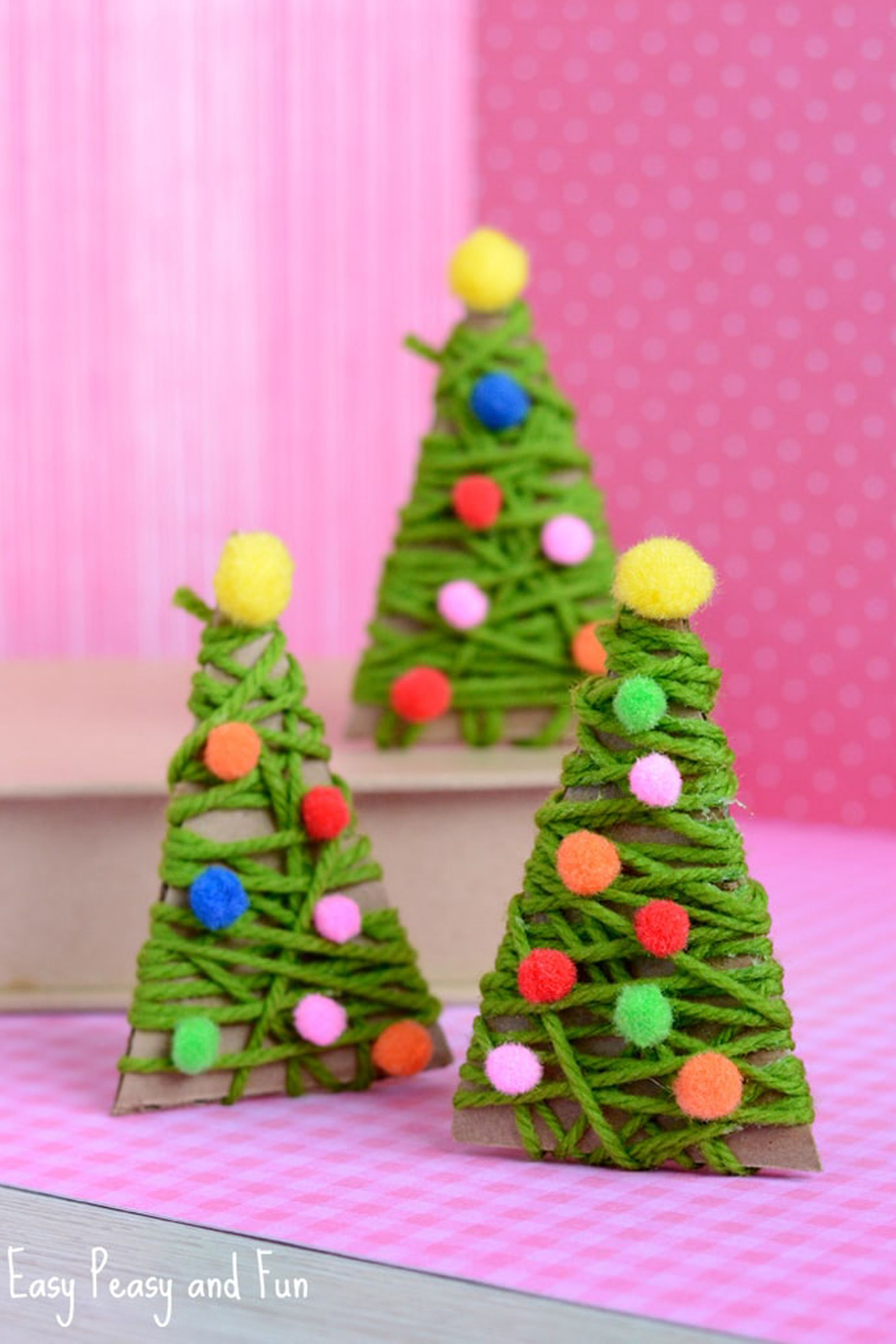 Lollipop Stick Christmas Decorations.20 Best Christmas Crafts For Kids To Make Ideas For