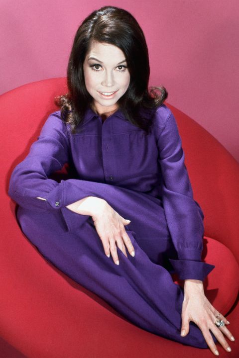 Sitting, Photo shoot, Purple, Leg, Long hair, Photography, Black hair,