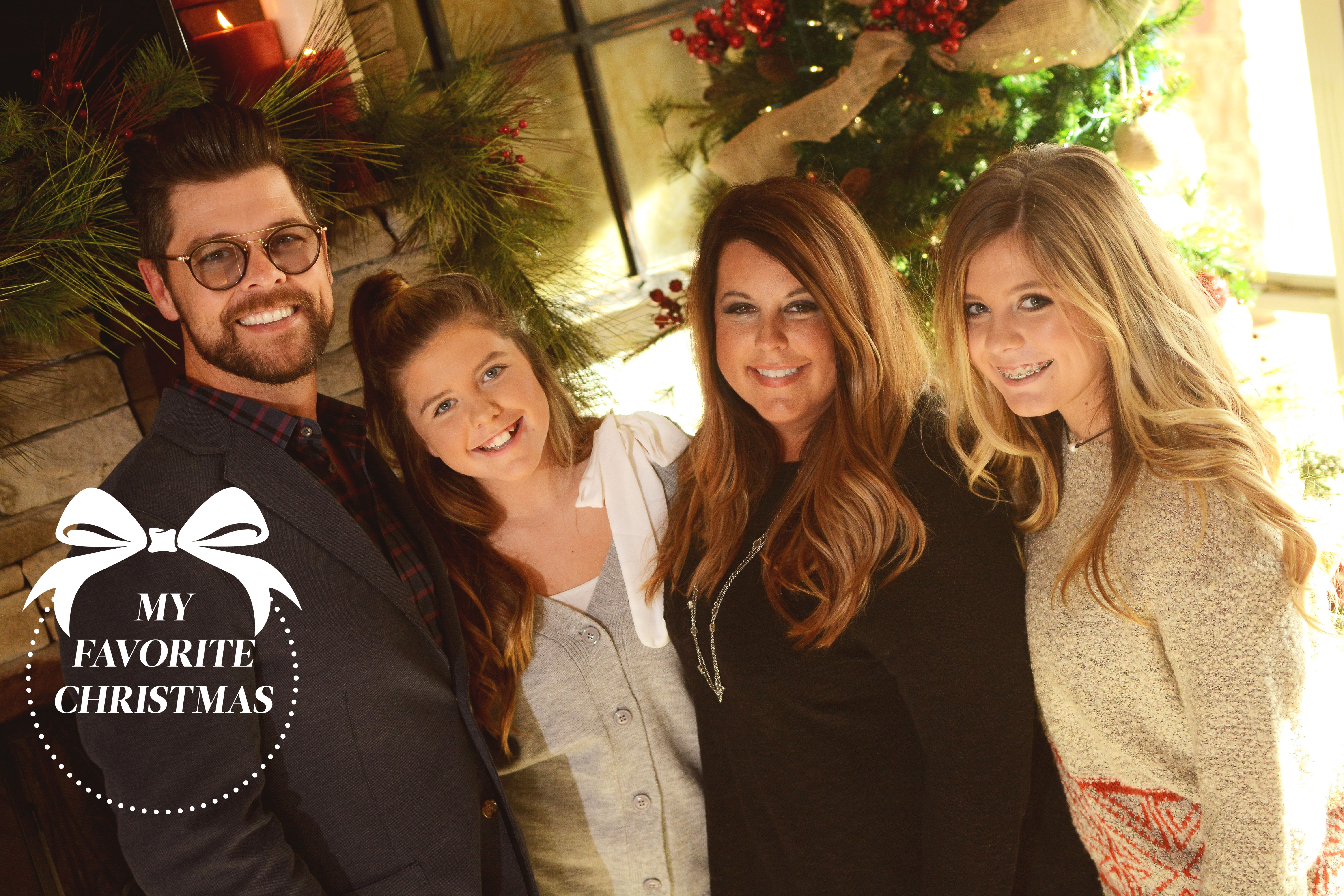 Christian Singer Jason Crabb Reminisces About Christmas at His Late ...