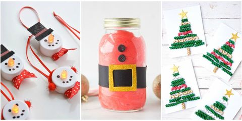 christmas crafts for kids - Christmas Decoration Ideas For Kids
