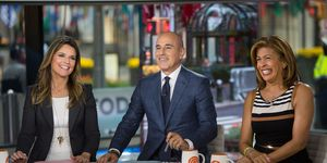 Matt Lauer on 'Today'