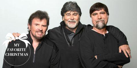 Jeff Cook, Randy Owen, Teddy Gentry,