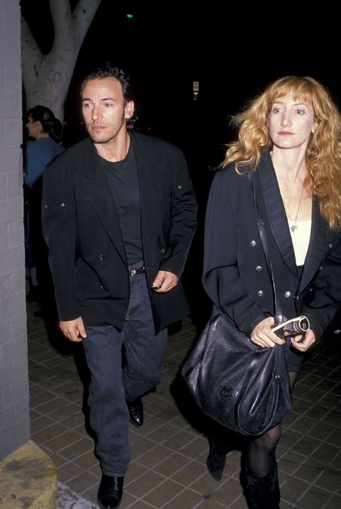 Bruce Springsteen 39 S 26 Year Marriage To Patti Scialfa