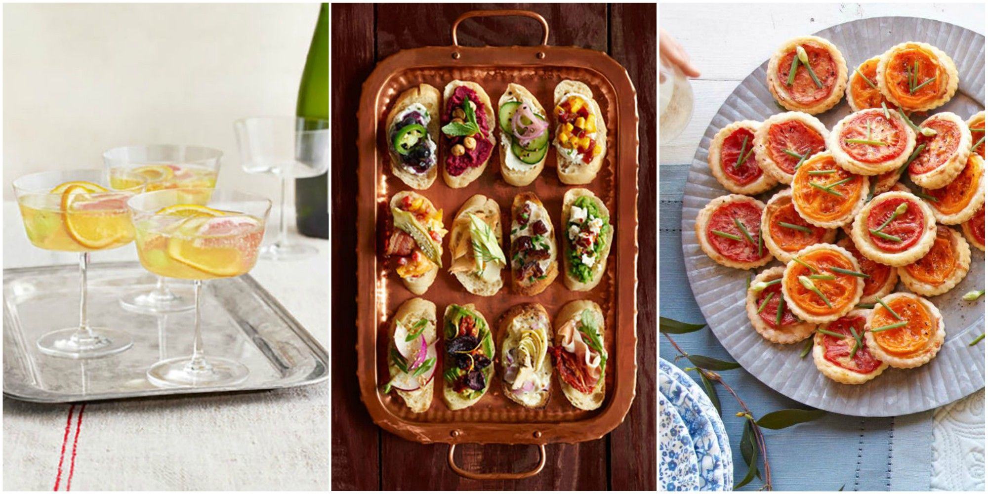 25 New Years Eve Food Ideas - New Years Eve Dinner Recipes