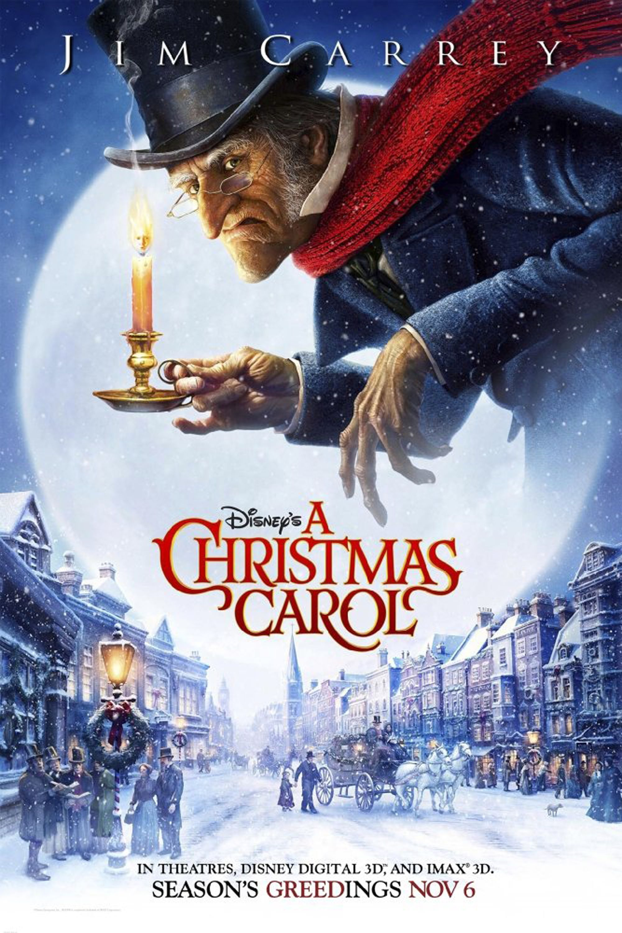 12 Best Disney Christmas Movies - Disney Christmas Movies on Netflix