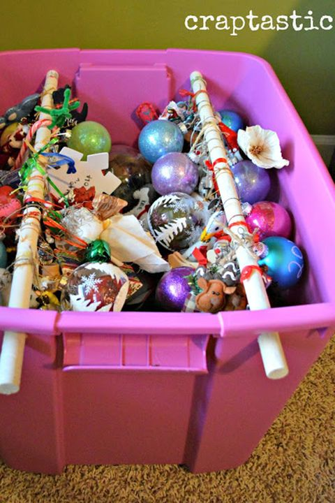 Christmas Ornament Storage.15 Best Christmas Ornament Storage Ideas Easy Holiday
