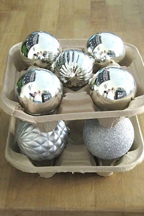 15 Best Christmas Ornament Storage Ideas Easy Holiday