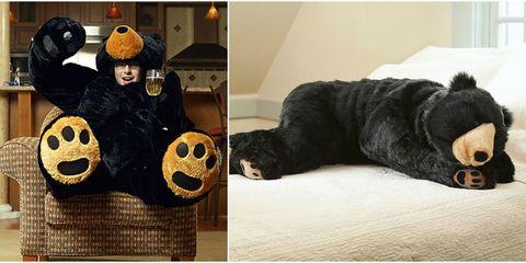 Bear, Plush, Sporting Group, Carnivore, Fur, Textile, Canidae, Stuffed toy, Companion dog, Labrador retriever,