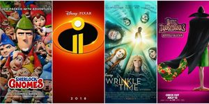 2018 best family movies